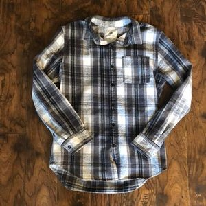 Flannel On the Byas shirt, men's small